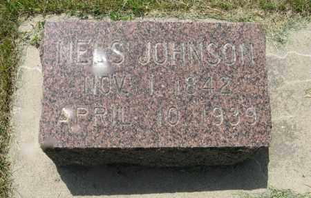 JOHNSON, NELS - Knox County, Nebraska   NELS JOHNSON - Nebraska Gravestone Photos