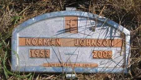 JOHNSON, NORMAN - Knox County, Nebraska   NORMAN JOHNSON - Nebraska Gravestone Photos