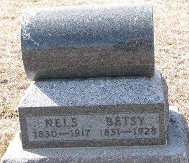 ESPERSEN JOHNSON, BETSY - Knox County, Nebraska | BETSY ESPERSEN JOHNSON - Nebraska Gravestone Photos