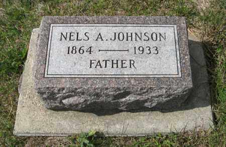 JOHNSON, NELS A. - Knox County, Nebraska | NELS A. JOHNSON - Nebraska Gravestone Photos