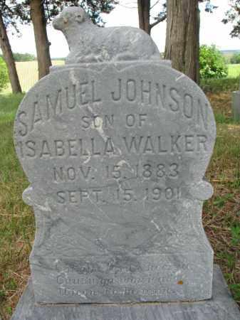 JOHNSON, SAMUEL - Knox County, Nebraska   SAMUEL JOHNSON - Nebraska Gravestone Photos