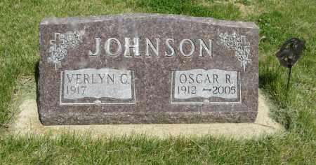 JOHNSON, VERLYN C. - Knox County, Nebraska | VERLYN C. JOHNSON - Nebraska Gravestone Photos