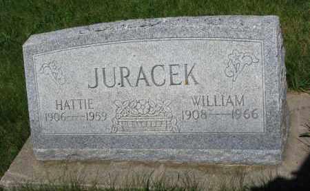 JURACEK, HATTIE - Knox County, Nebraska | HATTIE JURACEK - Nebraska Gravestone Photos