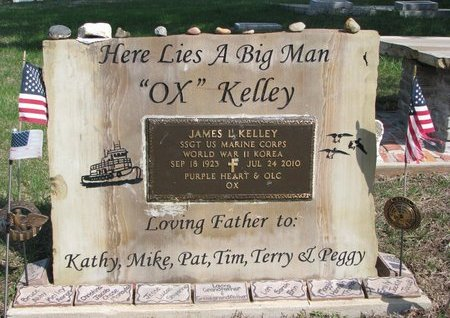 KELLEY, JAMES L. - Knox County, Nebraska | JAMES L. KELLEY - Nebraska Gravestone Photos