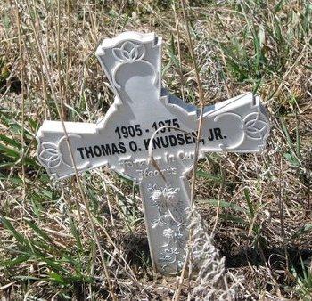 KNUDSEN, THOMAS O. JR. - Knox County, Nebraska   THOMAS O. JR. KNUDSEN - Nebraska Gravestone Photos