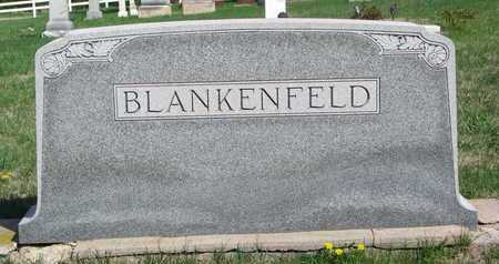 *BLANKENFELD, FAMILY MONUMENT - Knox County, Nebraska | FAMILY MONUMENT *BLANKENFELD - Nebraska Gravestone Photos