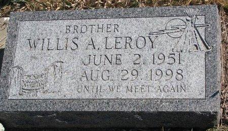 LEROY, WILLIS A. - Knox County, Nebraska | WILLIS A. LEROY - Nebraska Gravestone Photos