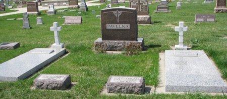 PAVELKA, *FAMILY PLOT - Knox County, Nebraska   *FAMILY PLOT PAVELKA - Nebraska Gravestone Photos