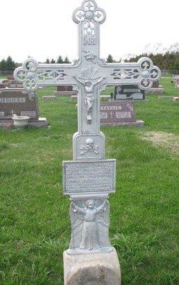 PAVELKA, ANNA - Knox County, Nebraska | ANNA PAVELKA - Nebraska Gravestone Photos