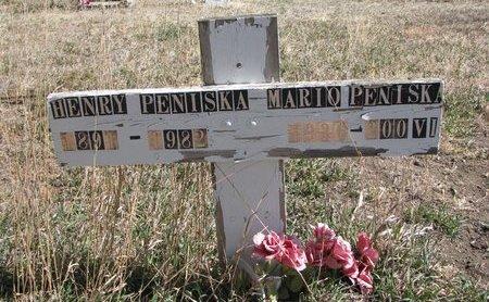 PENISKA, HENRY - Knox County, Nebraska   HENRY PENISKA - Nebraska Gravestone Photos