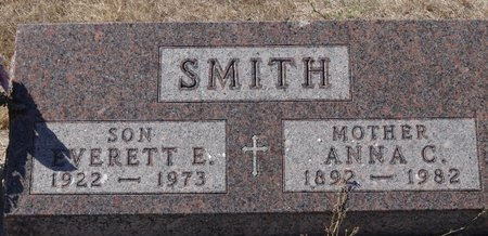 SMITH, ANNA - Knox County, Nebraska | ANNA SMITH - Nebraska Gravestone Photos