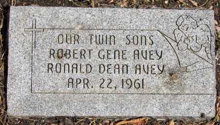 AVEY, RONALD DEAN - Lancaster County, Nebraska | RONALD DEAN AVEY - Nebraska Gravestone Photos