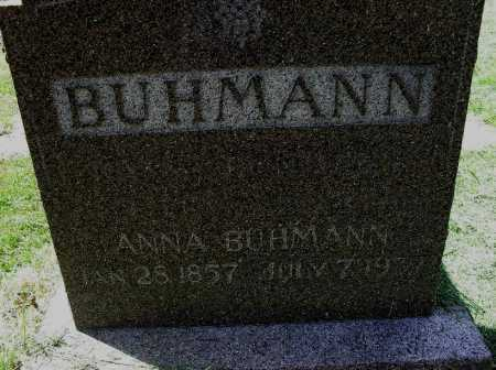BUHMANN, HANS J - Lancaster County, Nebraska | HANS J BUHMANN - Nebraska Gravestone Photos