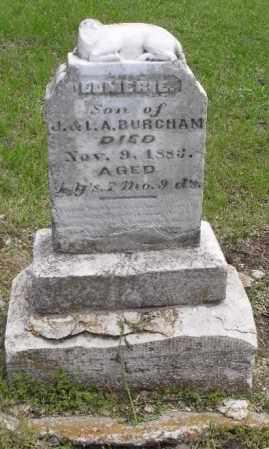 BURCHAM, GOMERIE - Lancaster County, Nebraska   GOMERIE BURCHAM - Nebraska Gravestone Photos