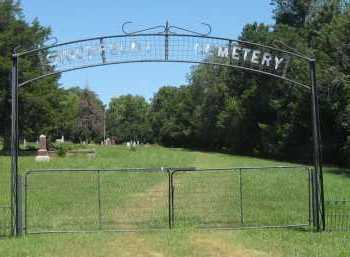 * STOCKFELDT CEMETERY, GATE - Lancaster County, Nebraska | GATE * STOCKFELDT CEMETERY - Nebraska Gravestone Photos