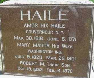 HEILE, MARY - Lancaster County, Nebraska | MARY HEILE - Nebraska Gravestone Photos
