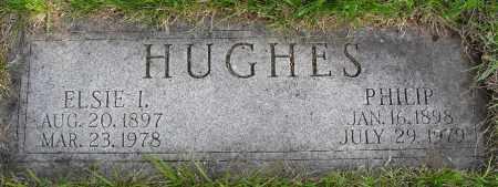 HUGHES, PHILLIP - Lancaster County, Nebraska | PHILLIP HUGHES - Nebraska Gravestone Photos