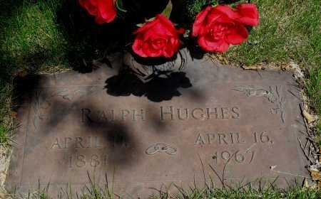 HUGHES, RALPH - Lancaster County, Nebraska   RALPH HUGHES - Nebraska Gravestone Photos