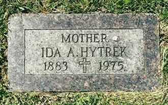 DLUGOSH HYTREK, IDA - Lancaster County, Nebraska   IDA DLUGOSH HYTREK - Nebraska Gravestone Photos