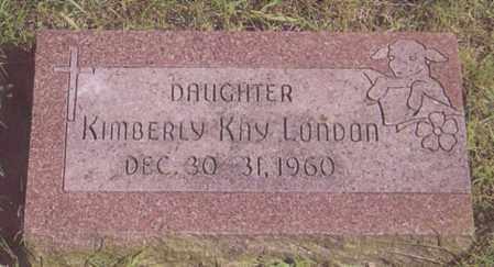 LONDON, KIMBERLY KAY - Lancaster County, Nebraska | KIMBERLY KAY LONDON - Nebraska Gravestone Photos