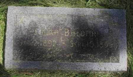 MEYER, EMMA BALDINA - Lancaster County, Nebraska | EMMA BALDINA MEYER - Nebraska Gravestone Photos