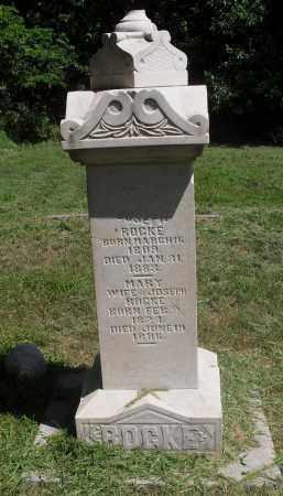 ROCHE, MARY - Lancaster County, Nebraska | MARY ROCHE - Nebraska Gravestone Photos