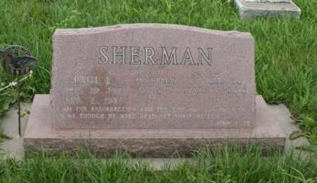 SHERMAN, NORMA - Lancaster County, Nebraska | NORMA SHERMAN - Nebraska Gravestone Photos