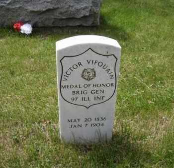 VIFQUAIN, VICTOR - Lancaster County, Nebraska   VICTOR VIFQUAIN - Nebraska Gravestone Photos
