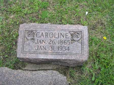 SCHWARZ BUETTOW, CAROLINE - Madison County, Nebraska | CAROLINE SCHWARZ BUETTOW - Nebraska Gravestone Photos