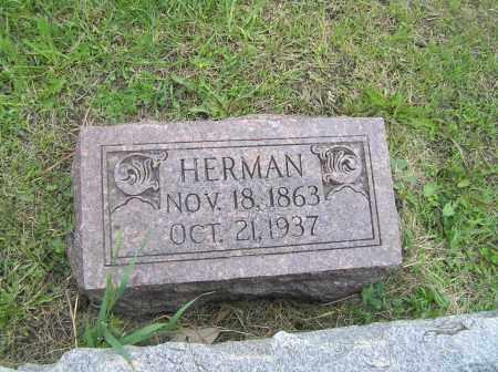 BUETTOW, HERMAN - Madison County, Nebraska | HERMAN BUETTOW - Nebraska Gravestone Photos