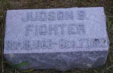 FICHTER, JUDSON B - Madison County, Nebraska | JUDSON B FICHTER - Nebraska Gravestone Photos