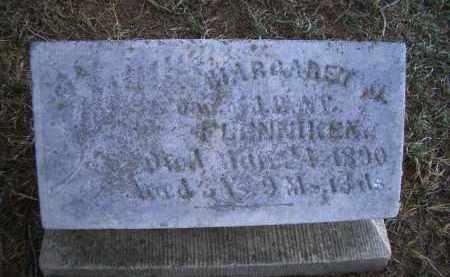 FLENNIKEN, MARGARET J. - Madison County, Nebraska | MARGARET J. FLENNIKEN - Nebraska Gravestone Photos