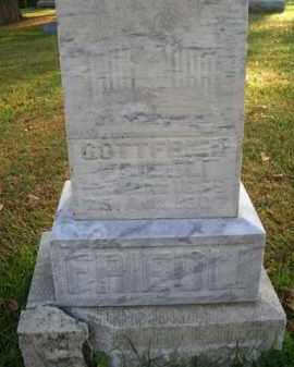FRIEDLI, GOTTFRIED - Madison County, Nebraska | GOTTFRIED FRIEDLI - Nebraska Gravestone Photos