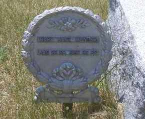 MUNGER, MARY JANE (FUNERAL MARKER) - Madison County, Nebraska | MARY JANE (FUNERAL MARKER) MUNGER - Nebraska Gravestone Photos