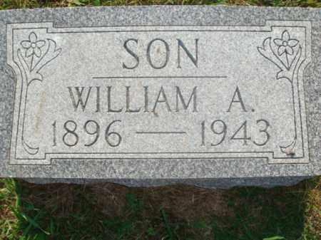 PRIBNOW, WILLIAM - Madison County, Nebraska | WILLIAM PRIBNOW - Nebraska Gravestone Photos