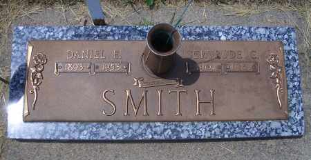 SMITH, DANIEL E. - Madison County, Nebraska | DANIEL E. SMITH - Nebraska Gravestone Photos