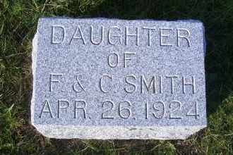 SMITH, DAUGHTER - Madison County, Nebraska | DAUGHTER SMITH - Nebraska Gravestone Photos