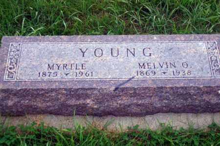 YOUNG, MYRTLE - Madison County, Nebraska | MYRTLE YOUNG - Nebraska Gravestone Photos