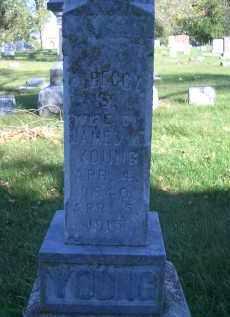 YOUNG, REBECCA S - Madison County, Nebraska | REBECCA S YOUNG - Nebraska Gravestone Photos