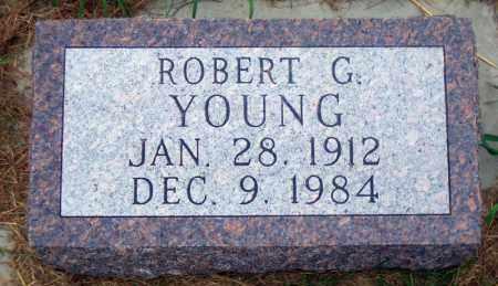 YOUNG, ROBERT G. - Madison County, Nebraska | ROBERT G. YOUNG - Nebraska Gravestone Photos