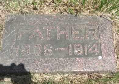 BURKE, (FATHER) - Nance County, Nebraska | (FATHER) BURKE - Nebraska Gravestone Photos