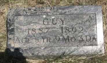 FORBES, GUY - Nance County, Nebraska | GUY FORBES - Nebraska Gravestone Photos