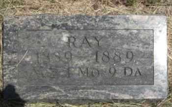 FORBES, RAY - Nance County, Nebraska | RAY FORBES - Nebraska Gravestone Photos