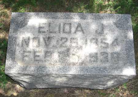 GREEN, ELIDA J. - Nance County, Nebraska | ELIDA J. GREEN - Nebraska Gravestone Photos