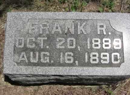 GREEN, FRANK R. - Nance County, Nebraska | FRANK R. GREEN - Nebraska Gravestone Photos