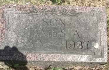 GRUBER, JAMES A. - Nance County, Nebraska | JAMES A. GRUBER - Nebraska Gravestone Photos