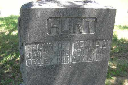 HUNT, JOHN O. - Nance County, Nebraska | JOHN O. HUNT - Nebraska Gravestone Photos