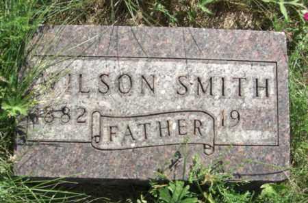 SMITH, WILSON - Nance County, Nebraska | WILSON SMITH - Nebraska Gravestone Photos