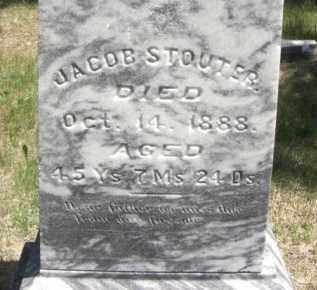 STOUTER, JACOB - Nance County, Nebraska | JACOB STOUTER - Nebraska Gravestone Photos