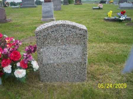 SZATKO, IGNAC - Nance County, Nebraska   IGNAC SZATKO - Nebraska Gravestone Photos